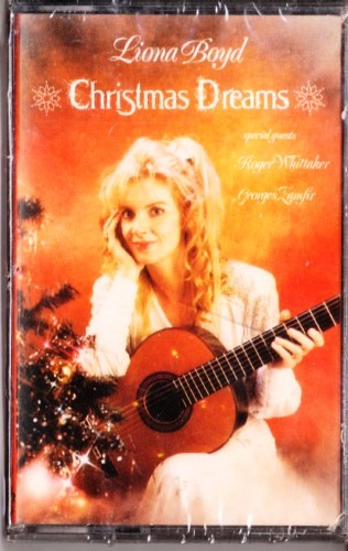 Liona Boyd - Christmas Dreams - A&M SEALED