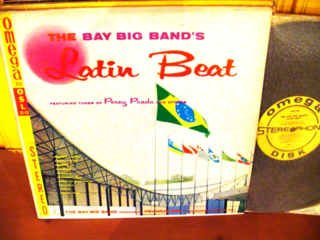 VARIOUS ARTISTS - LATIN BEAT - PRADO - OMEGA - L 4