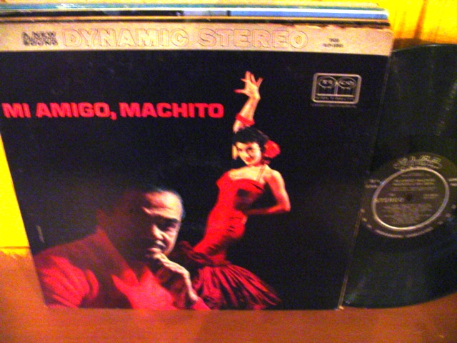 MACHITO - MI AMIGO - LATIN - TICO - L 7