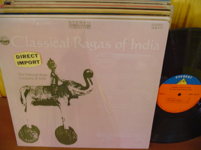 CLASSICAL RAGAS INDIA - EVEREST - W 12