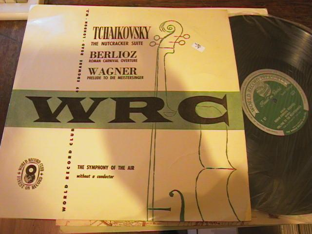TCHAIKOVSKY - BERLIOZ & WAGNER WITHOUT CONDUCTOR - R 1767