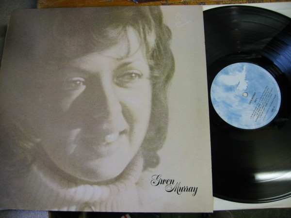 Gwen Murray - Self Title - Dovetail { Christian 1975 UK }