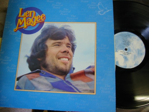 Len Magee - The Prince of Peace { Christian 1975 UK }