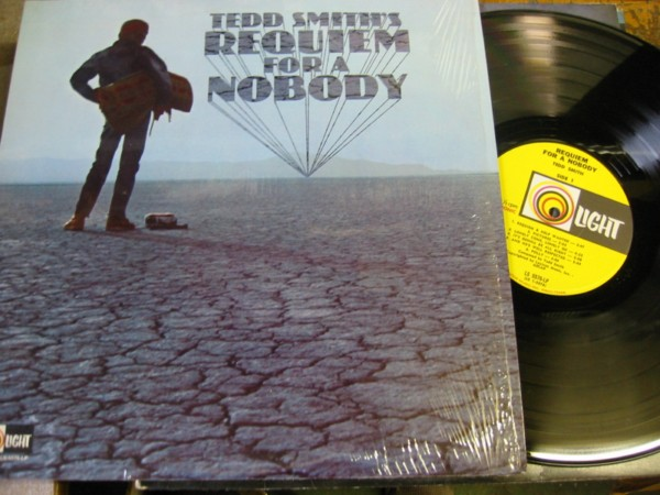 Todd Smith - Requiem for a Nobody { Christian 1971 } USA