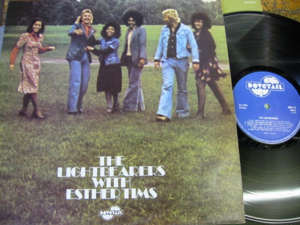 The Lightbearers with Esther Tims - Christian { 1974 UK }