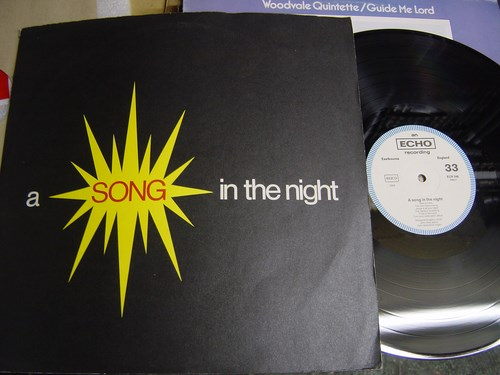 Margaret Kington - A Song in the Night - Echo Records 1960s