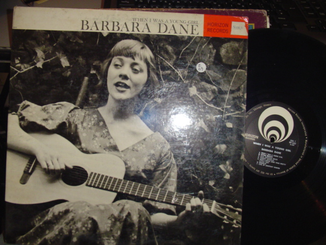BARBARA DANE - WHEN I WAS YOUNG GIRL - HORIZON WP 1602